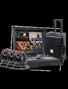 Datavideo Datavideo Bundle HS-1600T with 3 PTC-150TL Camera's