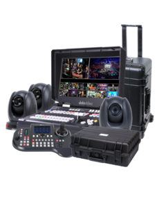 Datavideo Datavideo Bundle with HS-3200 and 3x PTC-140