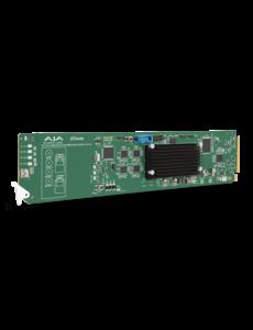 AJA AJA OG-DANTE-12GAM Dual 12G-SDI/DANTE 64-Ch embedder/disembedder