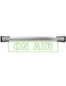 Sonifex Sonifex LD-40F1ONA LED Single Flush Mounting 40cm ON AIR sign
