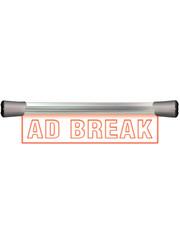 Sonifex Sonifex LD-40F1ADB LED Single Flush Mounting 40cm AD BREAK sign