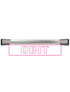 Sonifex Sonifex LD-40F1OBT LED Single Flush Mounting 40cm OBIT sign