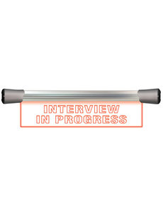 Sonifex Sonifex LD-40F1INT LED Single Flush Mounting 40cm INTERVIEW IN PROGRESS sign