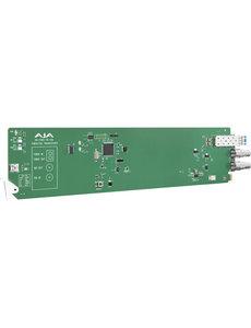 AJA AJA OG-FIDO-TR-12G 12G-SDI/LC Single Mode LC Fiber Transceiver