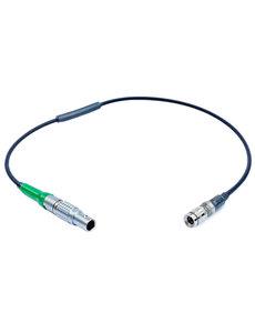 Atomos Atomos 5-Pin LEMO Timecode Cable (Green)