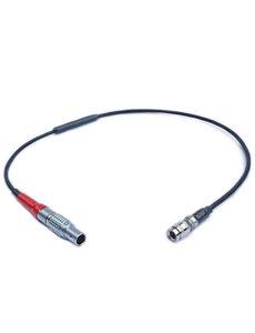 Atomos Atomos 5-Pin LEMO Timecode Cable (Red)