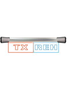 Sonifex Sonifex LD-40F2TX-REH LED Twin Flush  2 x 20cm TRANSMISSION & REHEARSAL