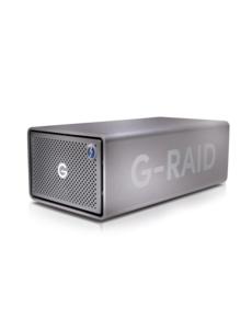 SanDisk Professional SanDisk Professional G-RAID 2 SPACE GREY