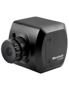 Marshall Marshall CV344 Compact Broadcast Camera with CS Lens Mount