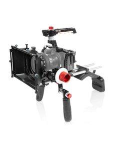 SHAPE SHAPE Blackmagic pocket cinema 4K, 6K shoulder mount, matte box, follow focus