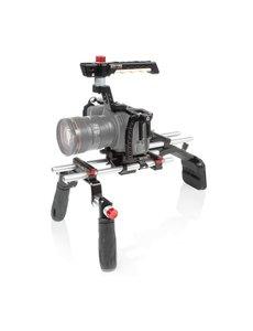 SHAPE SHAPE Blackmagic pocket cinema 4K, 6K offset shoulder mount