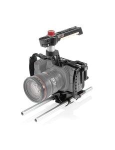 SHAPE SHAPE Blackmagic pocket cinema 4K, 6K cage with 15mm rod system