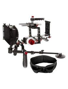 SHAPE SHAPE Blackmagic cinema camera shoulder mount offset bundle