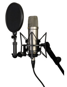 RODE RODE NT1-A Cardioid Condenser Microphone