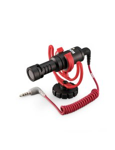 RODE RODE VideoMicro Compact On-Camera Microphone