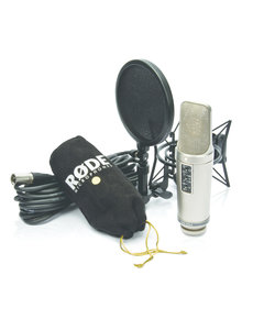 RODE RODE NT2-A Multi-Pattern Dual Condenser Microphone