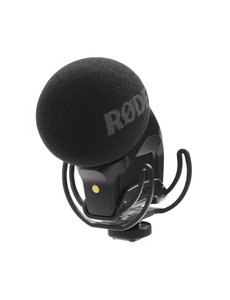 RODE RODE Stereo Videomic PRO On-camera Microphone