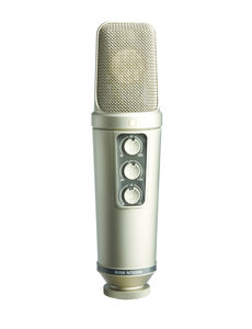 RODE RODE NT2000 Seamlessly Variable Dual Condenser Microphone