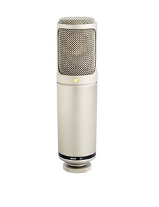 RODE RODE K2 Variable Pattern Dual Condenser Valve Microphone