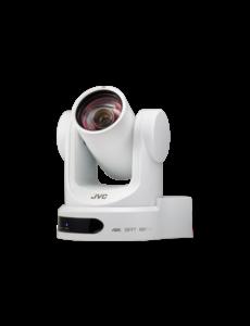 JVC JVC KY-PZ400NWE 4K PTZ camera, NDI|HX, SRT, HD-SDI and HDMI output