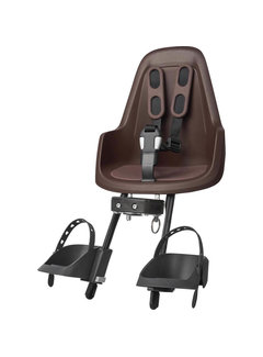 Bobike voor zitje mini one coffee brown Kinderzitje