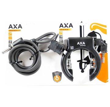 Axa slot set solid + plug-in pi150 Sloten