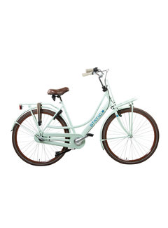 Static mona 3v mint groen Dames Transportfiets