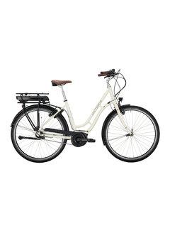 Victoria eretro 5.8 ivory white grey 2020 Elektrische fiets dames