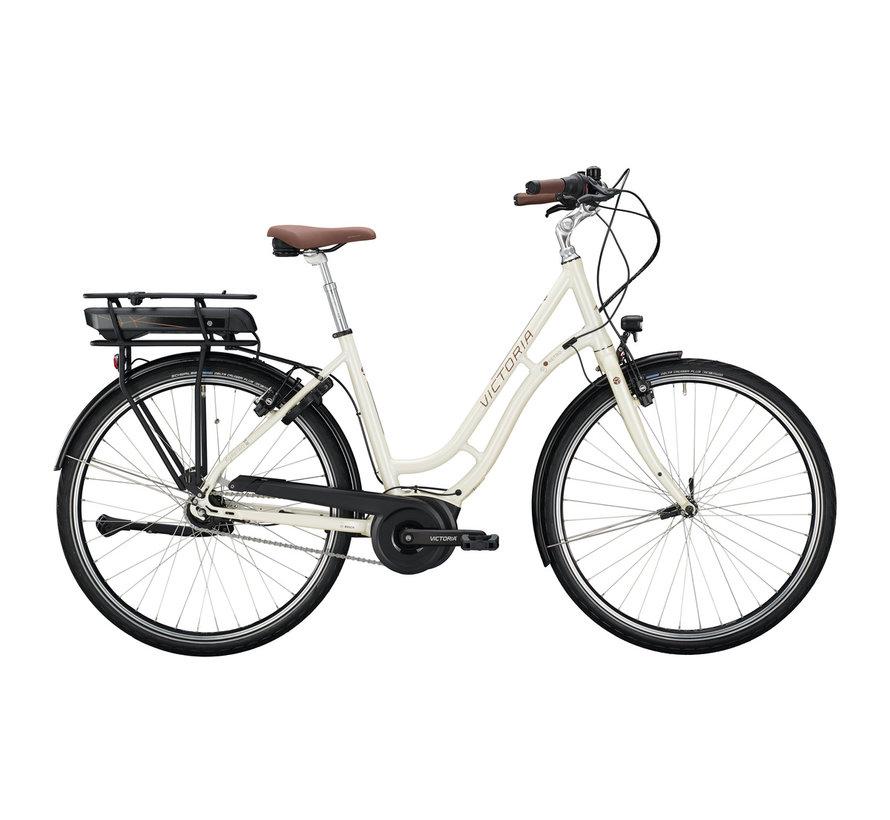 eretro 5.8 ivory white grey 2020 Elektrische fiets dames