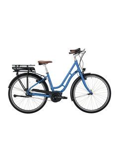 Victoria eretro 5.8 brillant blue matt/silver 2020 Elektrische fiets dames