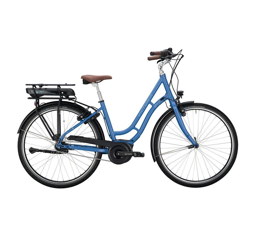 eretro 5.8 brillant blue matt/silver 2020 Elektrische fiets dames
