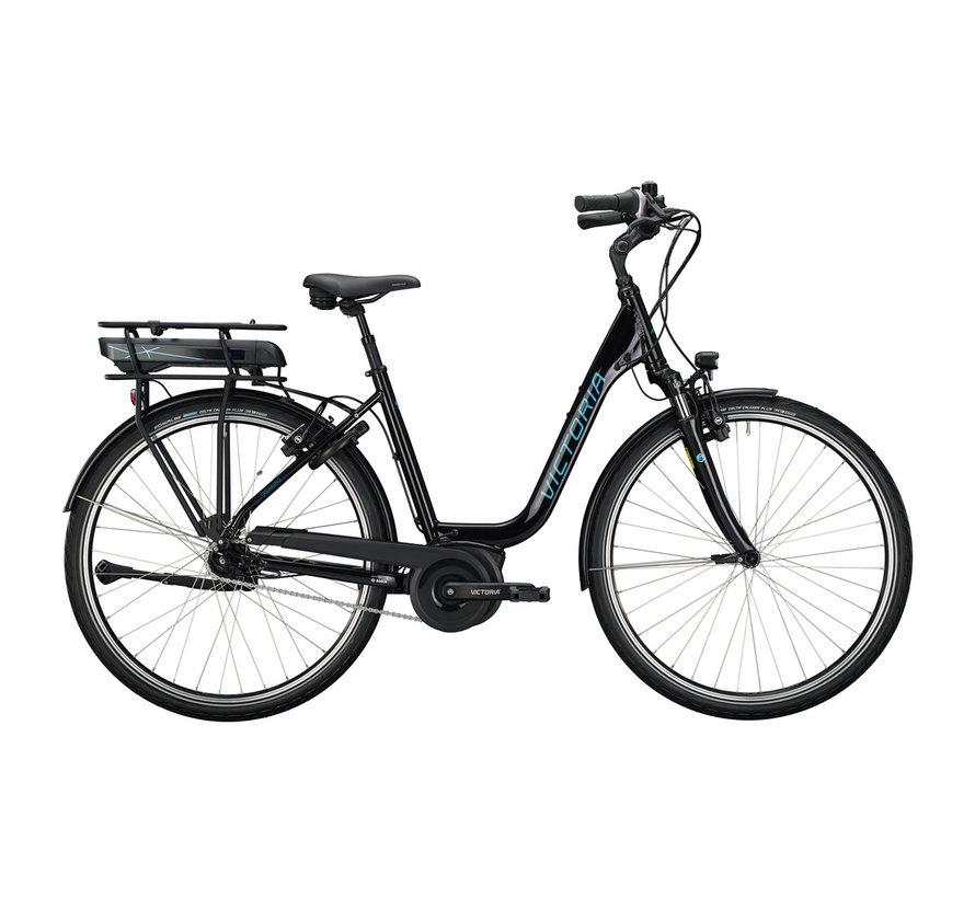 etrekking 5.7 deep black/blue 2020 Elektrische fiets dames
