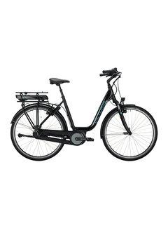 Victoria etrekking 5.7 h deep black/blue 2021 Elektrische fiets dames