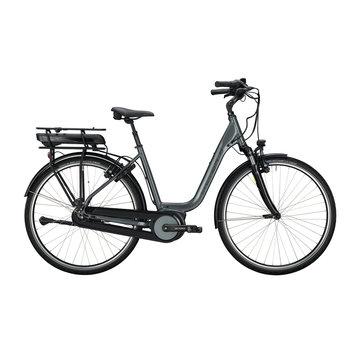 Victoria etrekking 5.7 h oyster grey/blue 2020 Elektrische fiets dames