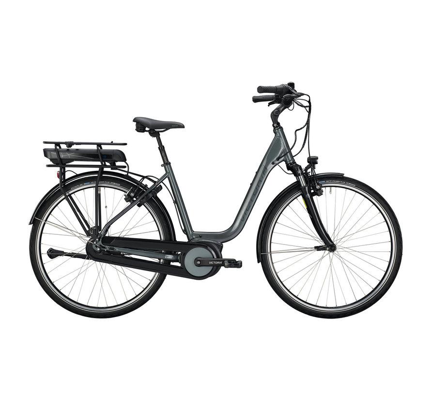 etrekking 5.7 h oyster grey/blue 2020 Elektrische fiets dames