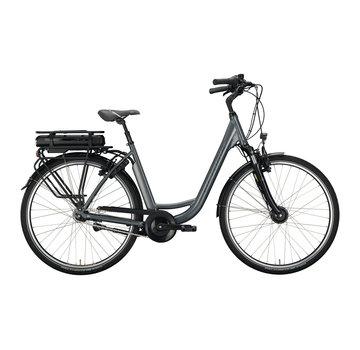 Victoria eclassic 3.1 zilver grey/brown 2020 Elektrische fiets dames