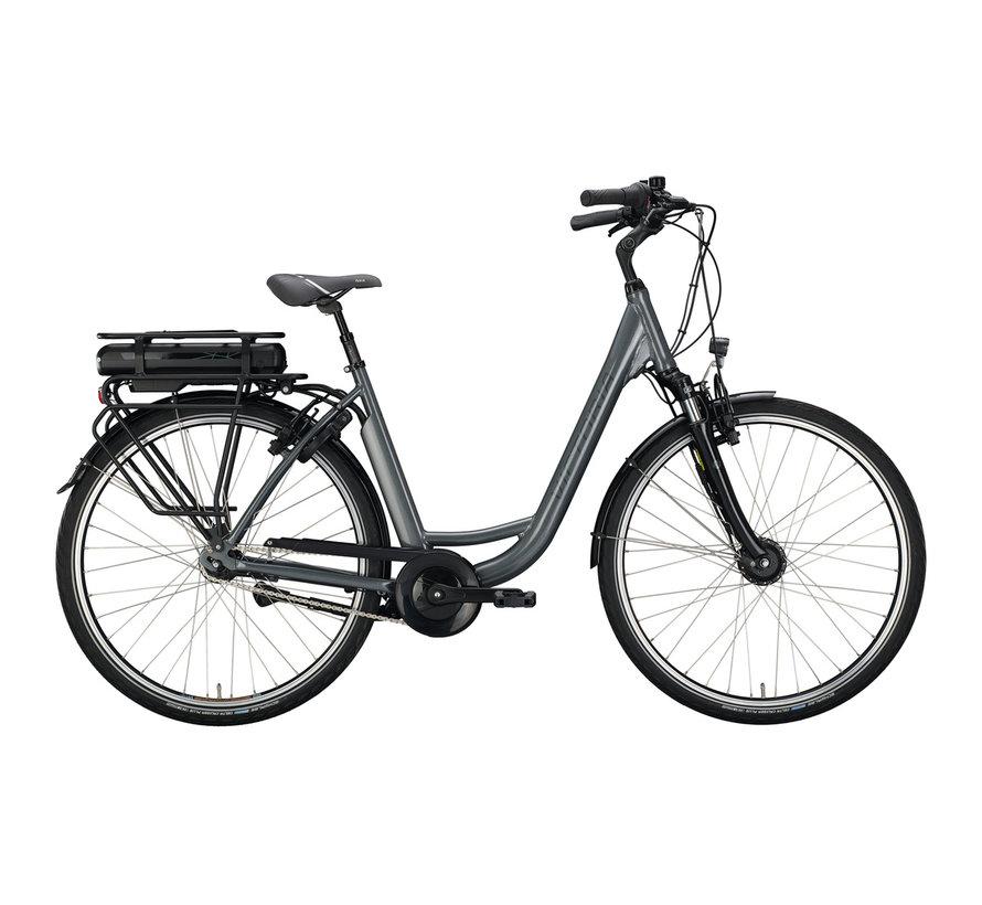 eclassic 3.1 zilver grey/brown 2020 Elektrische fiets dames