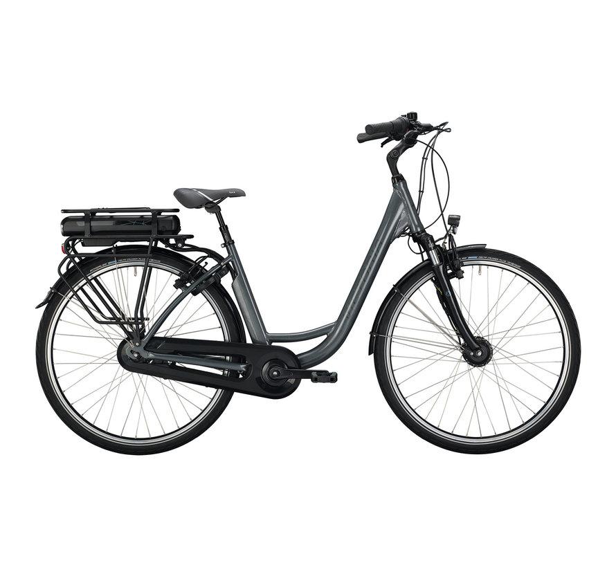 eclassic 3.1 h zilver grey/brown 2020 Elektrische fiets dames