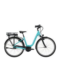 Victoria etrekking 5.5 mint green/grey 2020 Elektrische fiets dames