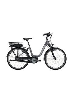Victoria etrekking 5.5 h stone grey/black 2020 Elektrische fiets dames