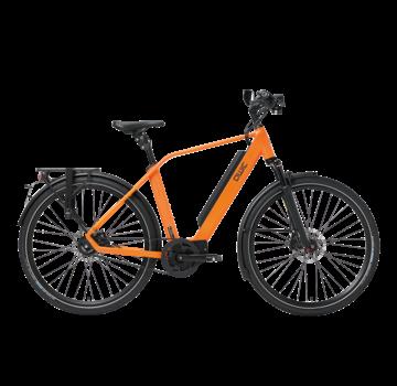 Qwic e-bike performance ma11speed diamond orange Elektrische fiets heren