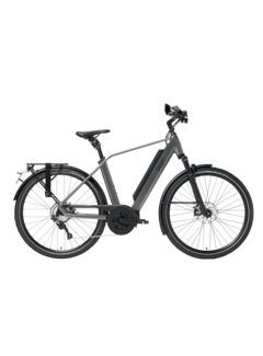 Qwic e-bike performance md11 speed diamond antracite Elektrische fiets heren