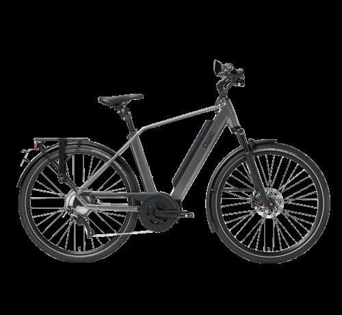 Qwic e-bike performance md11 speed diamond antracite Elektrische fiets heren