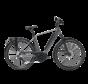 e-bike performance md11 speed diamond antracite Elektrische fiets heren