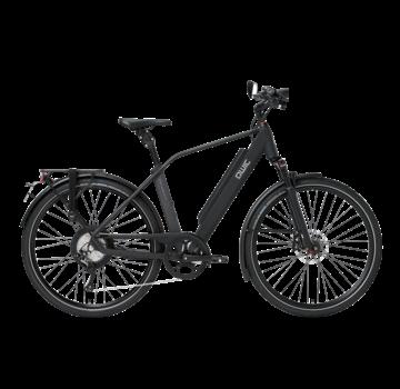 Qwic e-bike performance rd11 speed diamond matt black Elektrische fiets heren