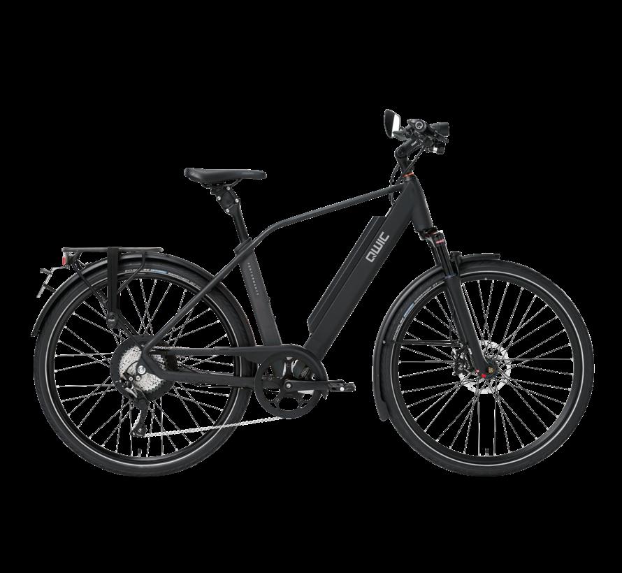 e-bike performance rd11 speed diamond matt black Elektrische fiets heren