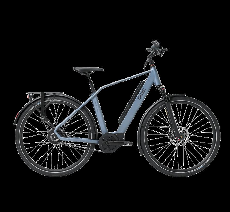 e-bike performance mn380 diamond steel blue Elektrische fiets heren
