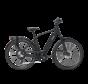 e-bike performance rd11 diamond matte black Elektrische fiets heren