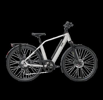 Qwic e-bike performance rd11 diamond chalk white Elektrische fiets heren