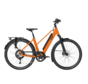 e-bike performance rd11 trapez dutch orange Elektrische fiets dames